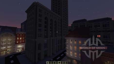 City of Inchmuir für Minecraft