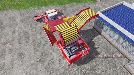 Grimme Tectron 415 [wide] pour Farming Simulator 2015