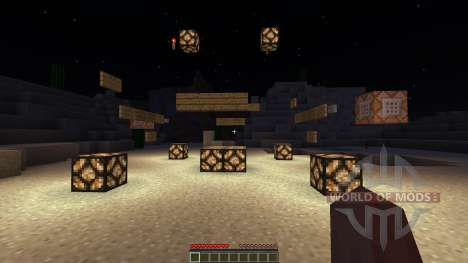 The Battle for Orwright Bunker für Minecraft