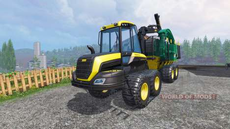 PONSSE Buffalo Wood Chipper v1.1 pour Farming Simulator 2015