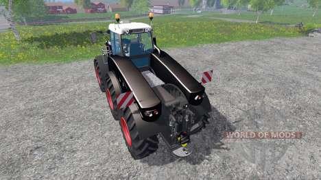 Fendt TriSix Vario [black] für Farming Simulator 2015