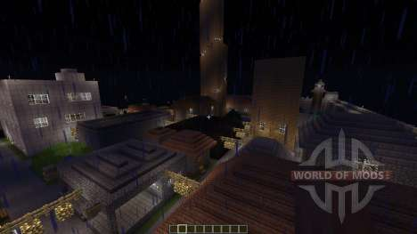 The City of Crafton für Minecraft