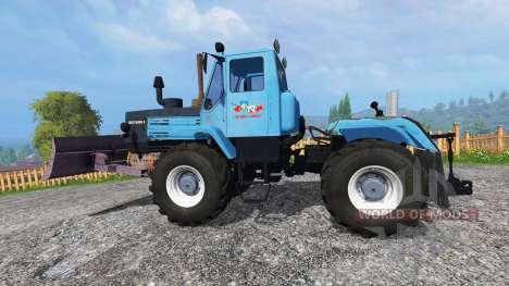 T-150K-09 v1.5 pour Farming Simulator 2015