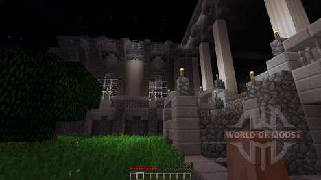 Gardens Of Arkasa für Minecraft