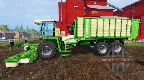 Krone BIG L500 Prototype für Farming Simulator 2015