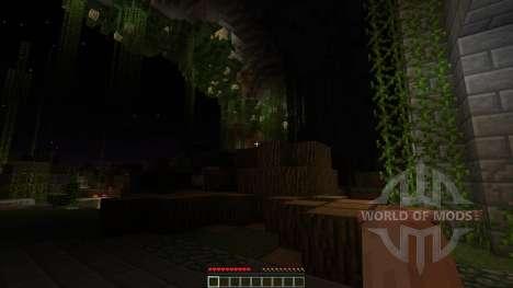The ruined city of Lemuria für Minecraft