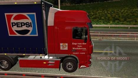 DAF XF Tandem für Euro Truck Simulator 2