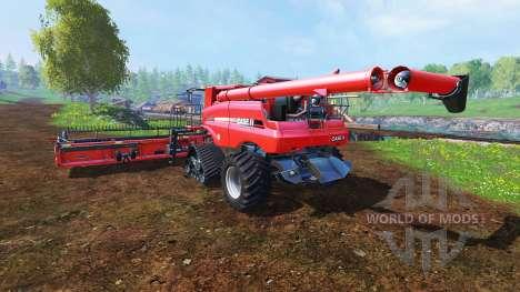 Case IH Axial Flow 9230 v1.1 für Farming Simulator 2015