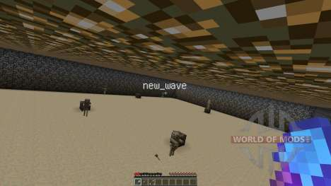 Single player spleef pour Minecraft