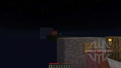 The (almost) Impossible Map für Minecraft