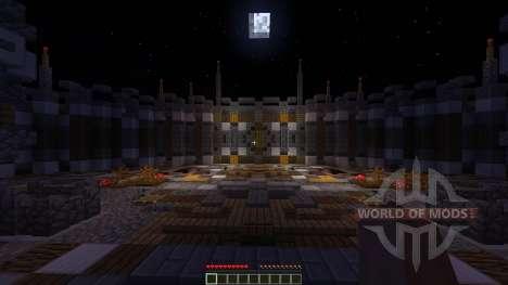 DeathmatchArena pour Minecraft