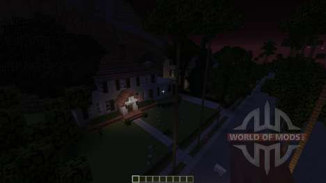 Hollywood California pour Minecraft