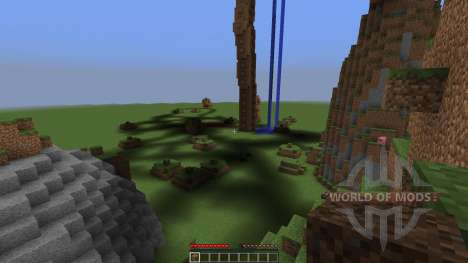 Survival Games Deeb Map pour Minecraft