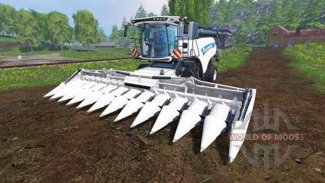 New Holland CR10.90 [white] pour Farming Simulator 2015