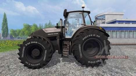 Deutz-Fahr Agrotron 7250 Warrior v2.0 pour Farming Simulator 2015