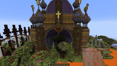 Garden of Eden für Minecraft