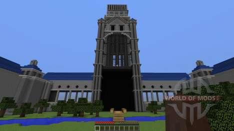 Castle Ketone pour Minecraft