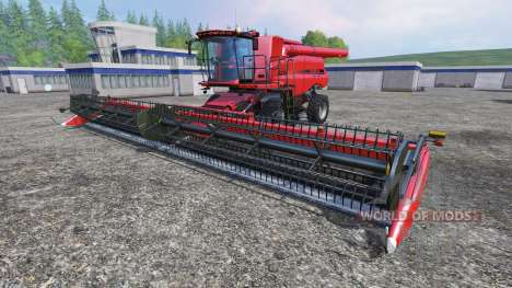 Case IH Axial Flow 9230 v2.0 pour Farming Simulator 2015