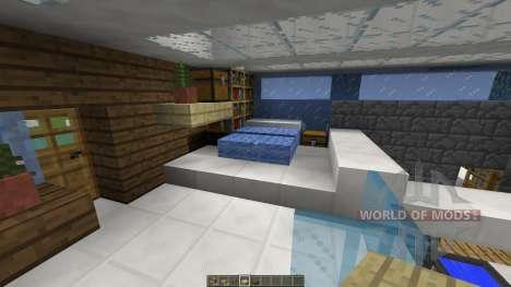 Compact-map pour Minecraft