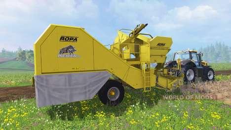 ROPA Keiler 2 pour Farming Simulator 2015
