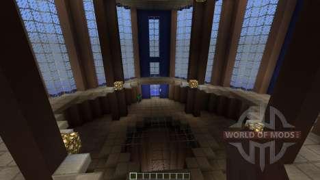 Unreal Tournament 1999 PvP DM-Fractal für Minecraft