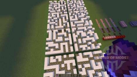 The Infinite Maze für Minecraft