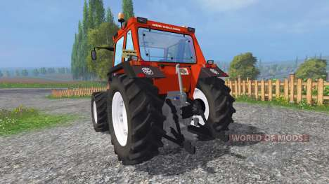 New Holland 110-90 DT für Farming Simulator 2015