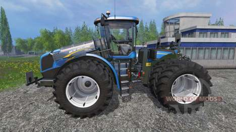 New Holland T9.670 DuelWheel v2.0 pour Farming Simulator 2015