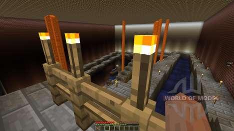 Temple Defense v2.3 für Minecraft