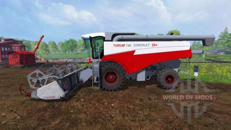 Torum-740 v1.5 für Farming Simulator 2015