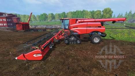 Case IH Axial Flow 9230 v4.1 pour Farming Simulator 2015