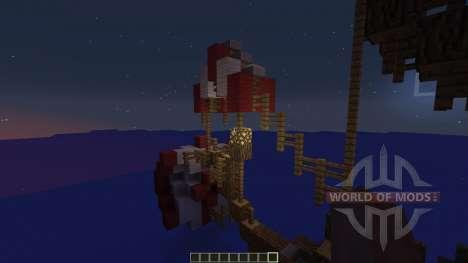 Sambi Fleet für Minecraft