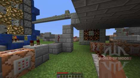 Mob Arena 3 pour Minecraft