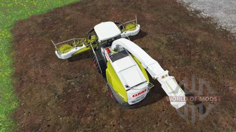 CLAAS Jaguar 980 pour Farming Simulator 2015