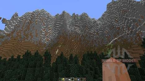 Adventure map pour Minecraft
