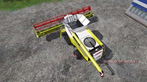 CLAAS Lexion 780TT v2.2 für Farming Simulator 2015