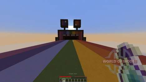 Sheep Invasion High Score Game für Minecraft