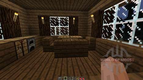 Forest hills village pour Minecraft