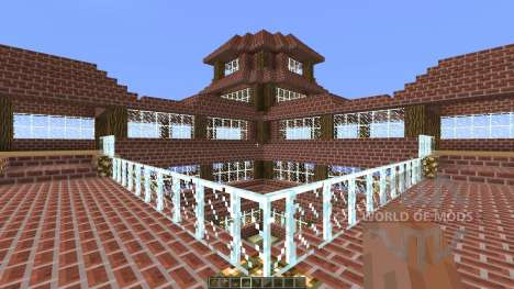 Vacation House für Minecraft