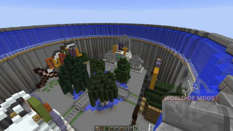 Spawn Collection pour Minecraft