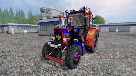 MTZ-82.1 tuning pour Farming Simulator 2015