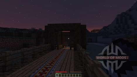 Back Breaker 69 für Minecraft