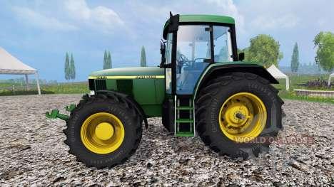 John Deere 6910 v3.0 für Farming Simulator 2015