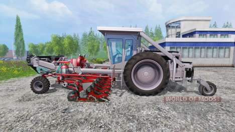 Transador pour Farming Simulator 2015
