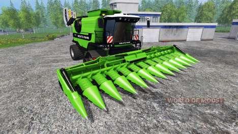 Deutz-Fahr 7545 RTS [green beast] pour Farming Simulator 2015