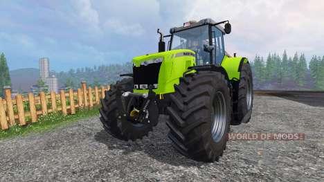 Massey Ferguson 7622 green für Farming Simulator 2015