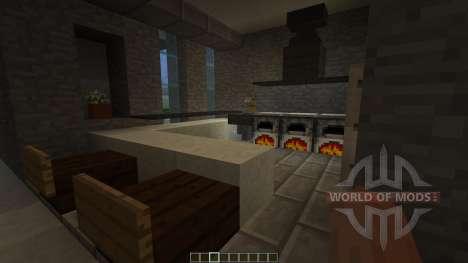 Fade A minimalist modern home pop reel für Minecraft