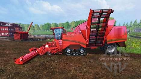 Grimme Maxtron 620 v1.0 für Farming Simulator 2015