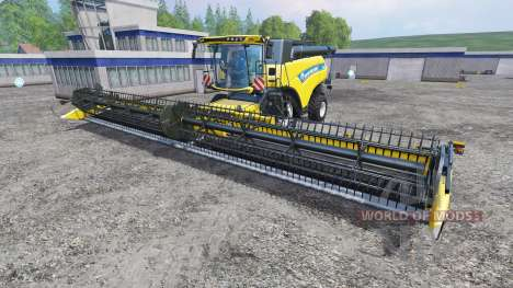New Holland CR10.90 [harvest pack] für Farming Simulator 2015