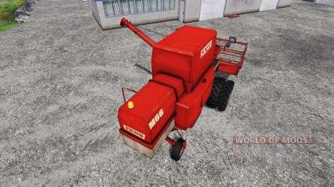 Fahr M66 [twinwheels] pour Farming Simulator 2015